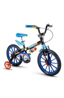 Bicicleta Infantil Aro16 Nathor Tech Boys