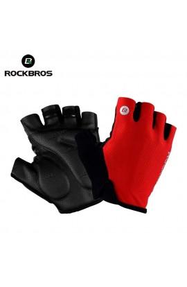 Luva Rockbros Vermelha