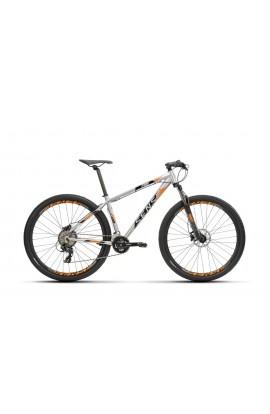 Bicicleta Sense Fun Comp 2021/22 Prata/Laranja