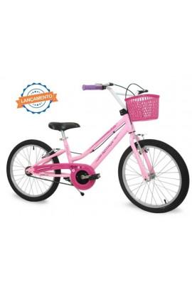Bicicleta Infantil Aro 20 Nathor Bella