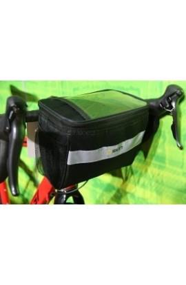 Bolsa Guidão Bicicleta Skin Sport Porta Mapa