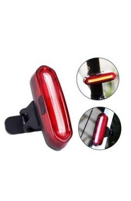 Farol Traseiro NQY-AQY-096 Recarregavel USB
